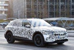 El Audi e-tron quattro 2018 al detalle en estas nuevas fotos espía