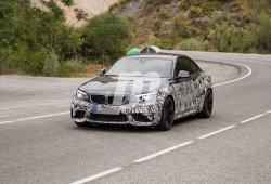 El futuro BMW M2 Competition verá la luz en el Salón de Ginebra