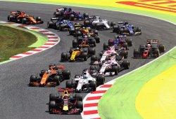 Confirmado el calendario oficial de la temporada 2018 de Fórmula 1