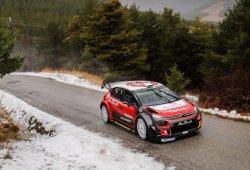 Citroën y Hyundai preparan el Rally de Montecarlo 2018