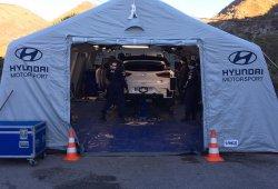 Sordo y Del Barrio inician su etapa en el Hyundai i20 WRC