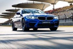 El nuevo BMW M5 establece un nuevo récord en el circuito de Shanghai