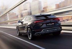 El nuevo Lamborghini Urus ofrecerá una versión híbrida enchufable en 2019