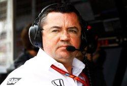 """Boullier: """"No será un drama adaptar el motor, casi hemos recuperado el tiempo perdido"""""""