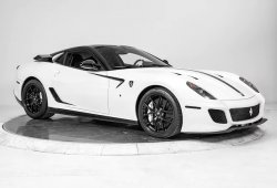 Uno de los raros Ferrari 599 GTO con pack aerodinámico XX a la venta