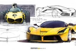 El Design Museum de Londres abre una magnífica exposición sobre Ferrari