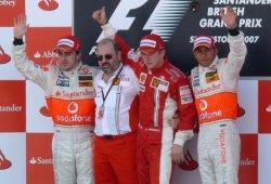 """Hamilton: """"Alonso y yo nunca volveremos a correr juntos"""""""