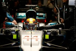 """Hamilton cataloga el W08 como """"el más complicado"""" de su carrera deportiva"""