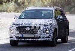La nueva generación del Hyundai Santa Fe debutará en febrero de 2018