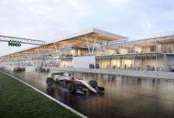 Así será el nuevo paddock del circuito de Montreal