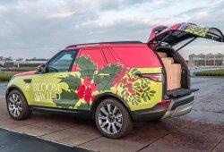 Land Rover Discovery Commercial 2018: una exclusiva opción para la vida laboral
