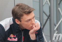Marko considera que Kvyat está por encima de Gasly o Hartley