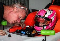La Renault Sport Academy prescinde de Marta García tras una temporada