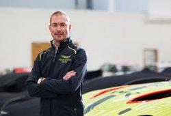 Maxime Martin, última pieza de Aston Martin en el WEC