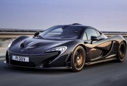 McLaren confirma que ya tiene una mula de pruebas 100% eléctrica
