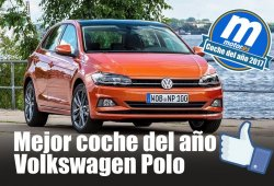 Mejor coche del año 2017 para Motor.es: Volkswagen Polo