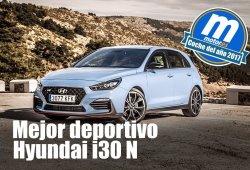 Mejor deportivo de 2017 para Motor.es: Hyundai i30 N
