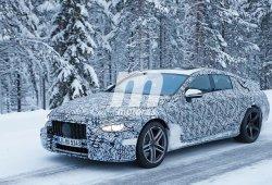 El esperado Mercedes-AMG GT4 se enfrenta a los test de invierno