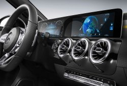 Mercedes presentará el nuevo sistema MBUX en el CES 2018