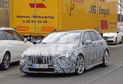 Los futuros Mercedes-AMG A 35 y A 50 serán semi-híbridos