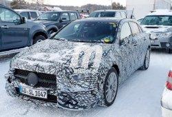Mercedes nos muestra los prototipos del Clase A en un nuevo vídeo