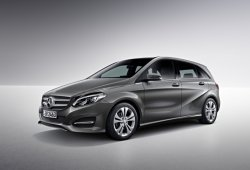 Mercedes Clase B Edition, disponible en Alemania hasta finales de junio de 2018