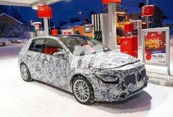 El Mercedes Clase B 2019 se enfrenta a la nieve y hielo en Suecia