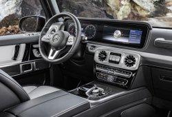 Mercedes desvela el interior del nuevo Clase G a modo de teaser