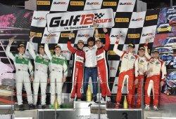 Molina gana las 12 Horas del Golfo junto a Kessel Racing