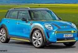 MINI trabaja en un nuevo SUV eléctrico que llegará en 2021
