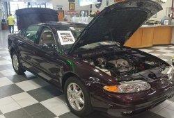 General Motors subasta el último Oldsmobile fabricado de la historia