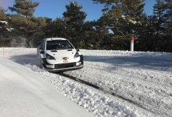 Ott Tänak debuta al volante del Toyota Yaris WRC