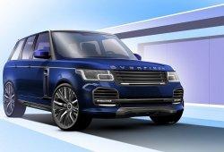 Overfinch nos adelanta el Range Rover 2018 más lujoso del mundo