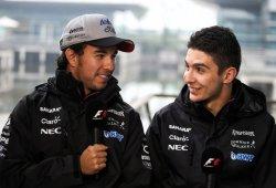"""Pérez exige """"competir libremente"""" ante la amenaza de McLaren y Renault"""