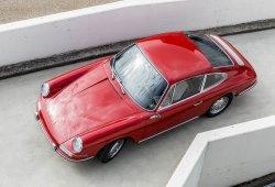 Porsche presenta el recién restaurado 911 más antiguo de su colección