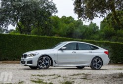 Prueba BMW Serie 6 Gran Turismo 2018, lujo exótico y familiar