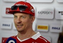 """Räikkönen: """"No estaría aquí si no tuviera hambre de victoria"""""""