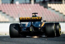 Renault se propone rodar más que nadie en la pretemporada de 2018