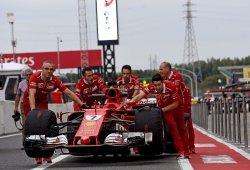 """Vettel, muy optimista para 2018: el SF70-H """"es una buena base sobre la que crecer"""""""