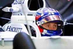 Sirotkin, confirmado oficialmente en Williams F1, Kubica piloto reserva
