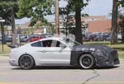 Se filtran los primeros detalles del nuevo Mustang Shelby GT500