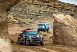 El Silk Way Rally invierte su ruta de cara a 2018