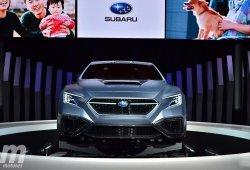 El nuevo Subaru WRX llegará en 2020 y será electrificado