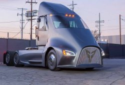 ET-One: Thor Trucks presenta su nuevo camión 100% eléctrico