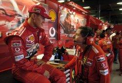 """Todt: """"Schumacher nos pidió un test en 2001 porque él mismo dudaba de su nivel"""""""