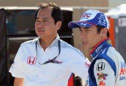 Tanabe toma el relevo de Hasegawa en Honda F1
