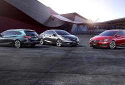 Australia - Noviembre 2017: El Holden Astra logra su mejor dato en ocho años