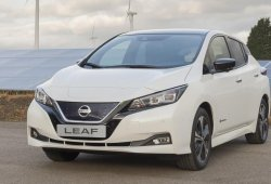 El nuevo Nissan Leaf 2018 registra 10.000 pedidos en 2 meses