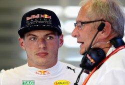 Verstappen visitó la fábrica de Honda antes de renovar por Red Bull