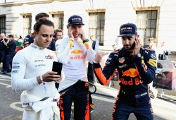 [Vídeo] El lado más divertido de la Fórmula 1: lo mejor de 2017